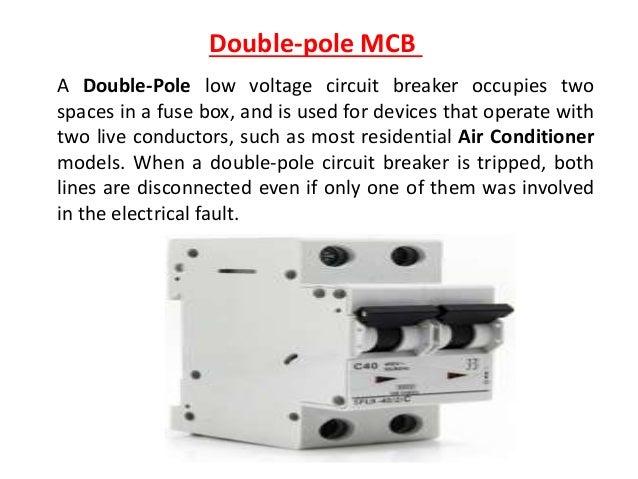 Low Voltage Breaker : Low voltage circuit breaker