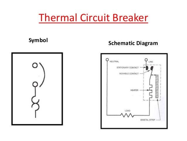 Simplified Circuit Breaker Schematic Symbol Wire Center