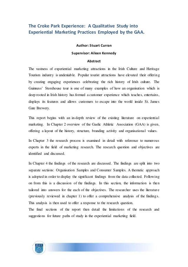 chapter v dissertation