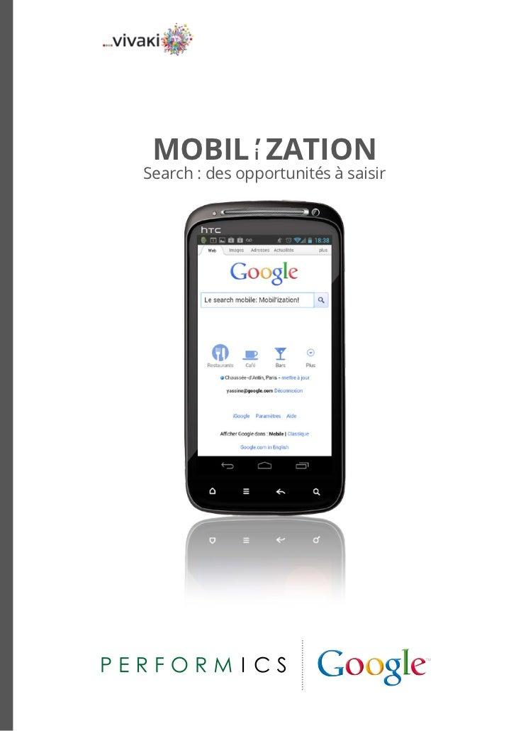MOBILi'ZATIONSearch: des opportunités à saisir