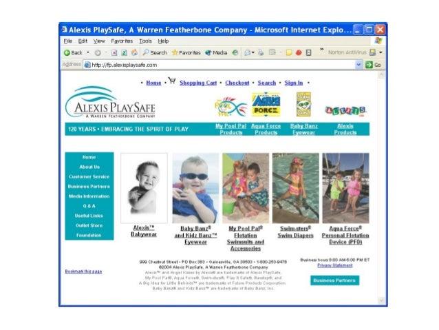 website deck