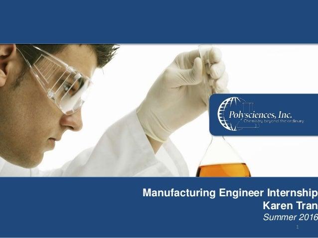 Manufacturing Engineering Internships, Manufacturing, Free Engine Image For User Manual Download