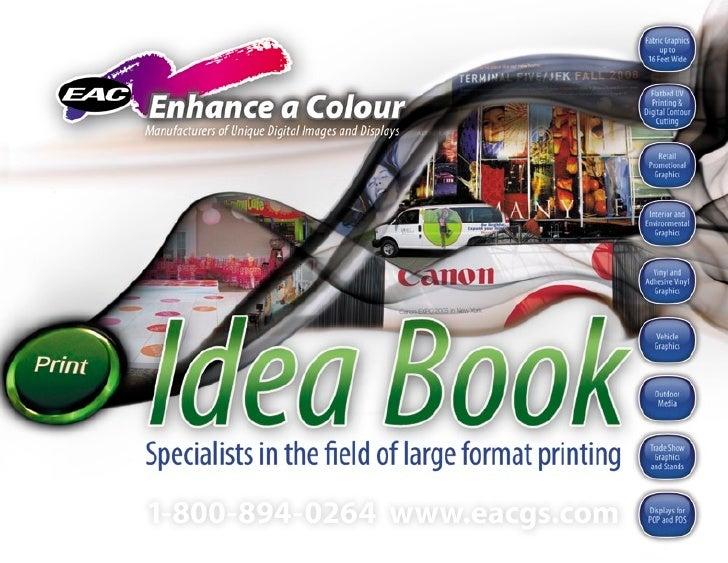 EaC Idea Book