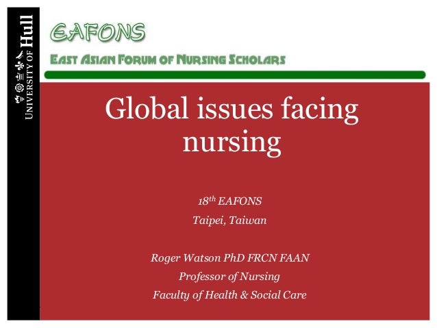 an analysis of the ethical issues faced in practice of nursing Nature of nursing, and the advocacy role of nurses, the writer will attempt to highlight the possible conflicts that nurses have to deal with, when undertaking or participating in research results: the major ethical issues in conducting research are: a) informed consent, b.