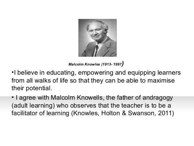 biography of malcolm knowles