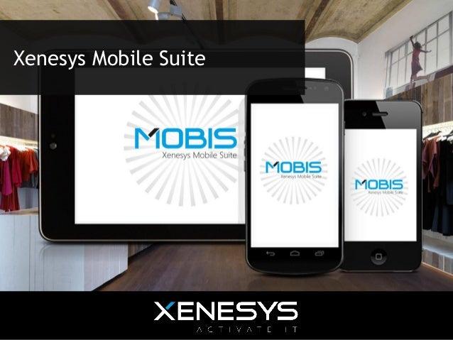 Offering - Mobis, la suite mobile per il fashion