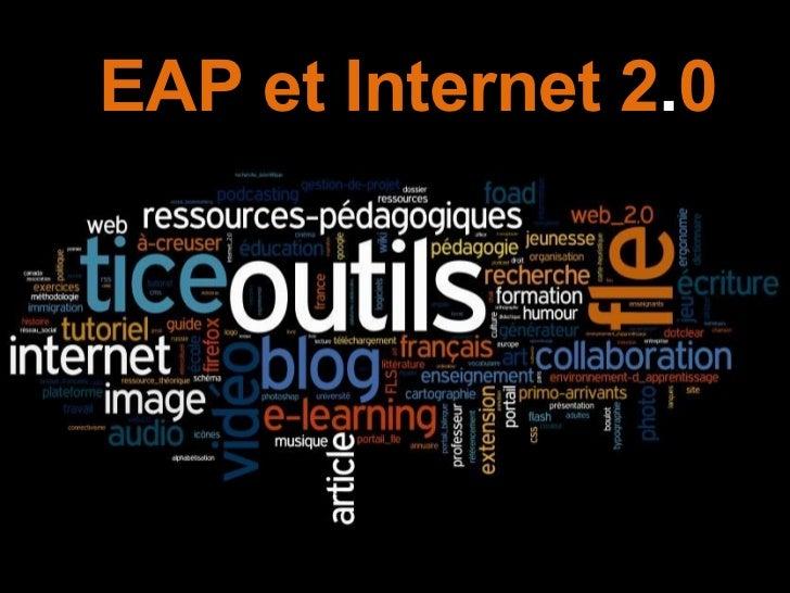 Eap et Internet 2.0
