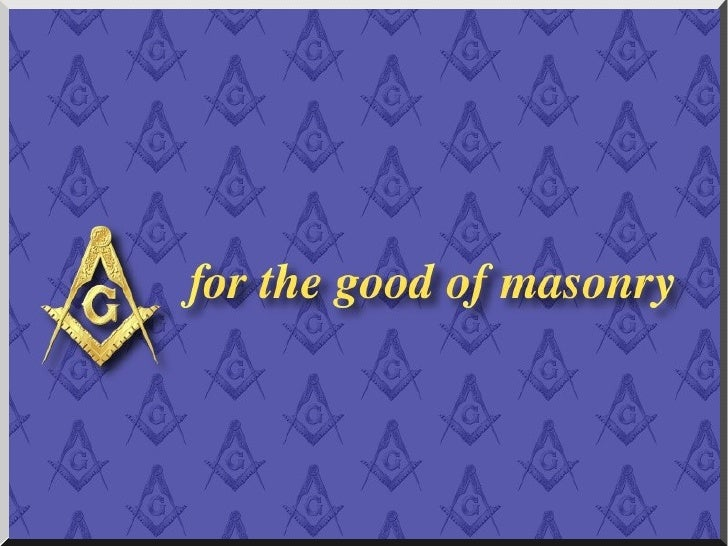 Symbolism of  The Entered   Apprentice          for the good of masonry