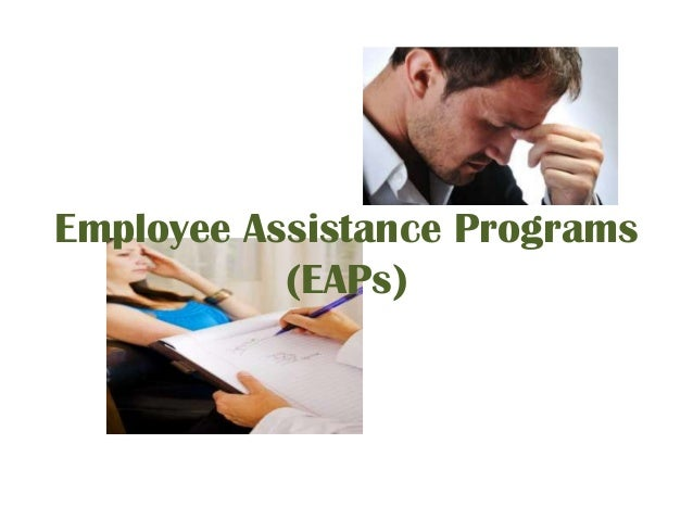 employee assistance program eap essay