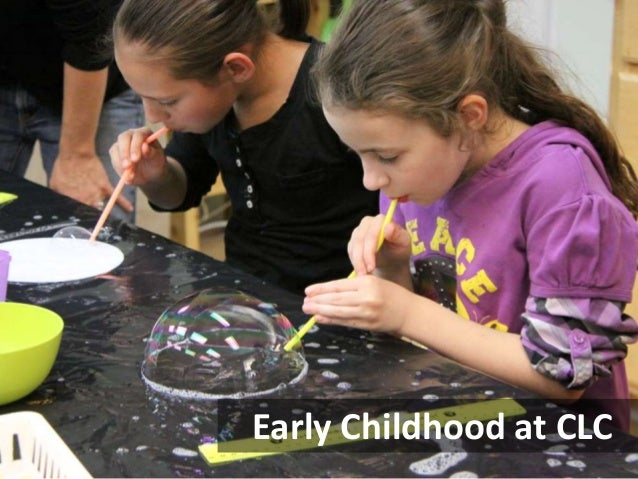 Early Childhood at CLC