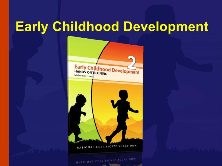 NCV 2 Early Childhood Development Hands-On Support Module 4
