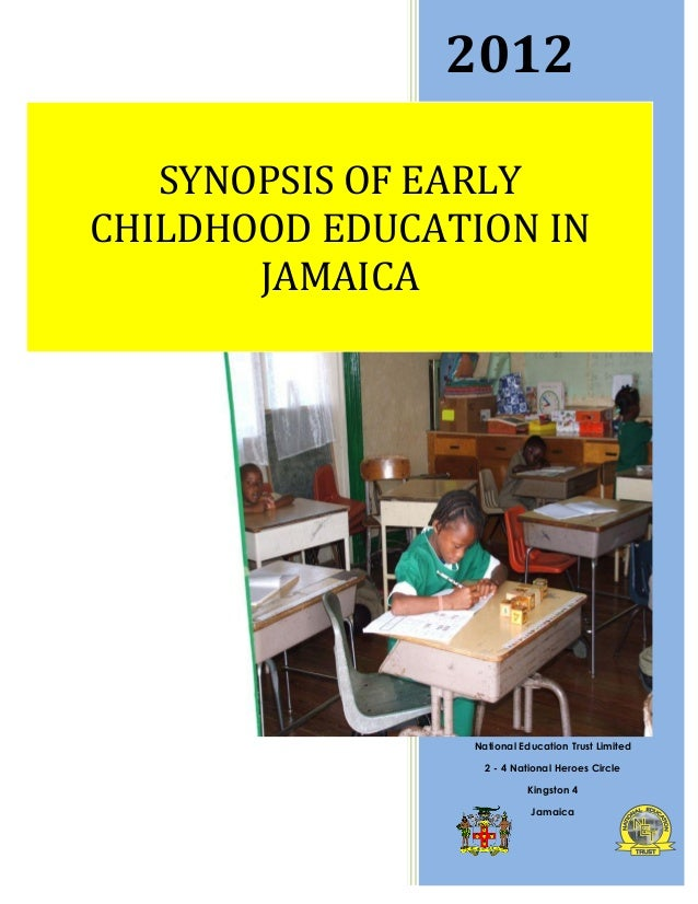 Early childhood education in jamaica