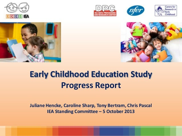 Early Childhood Education subjects for architecture in college
