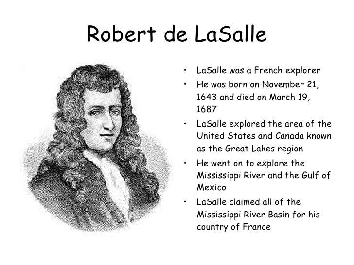 written essays on rene robert de la salle