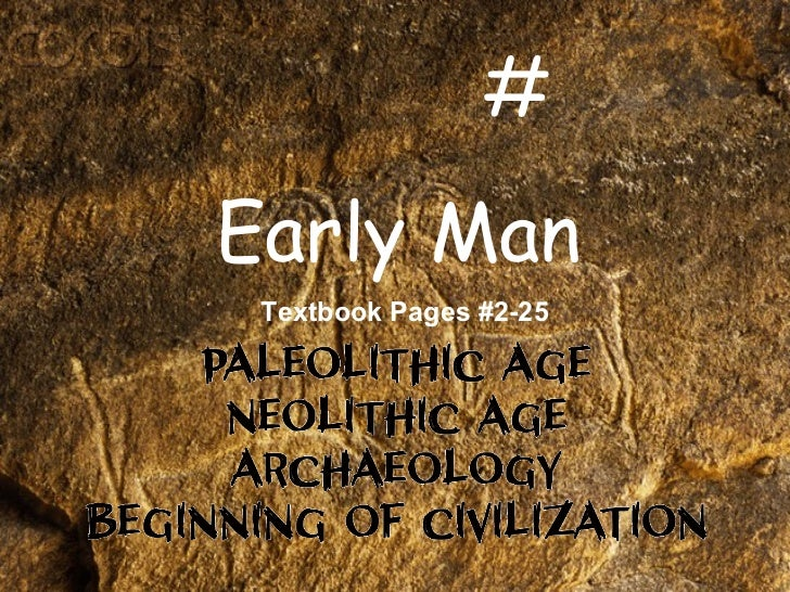 Early mannotes