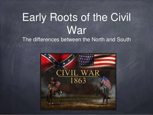 an analysis of roots and causes in the american civil war Civil wars are often characterised  james d, and david d laitin ethnicity, insurgency, and civil war american  our world in data is a creative commons.