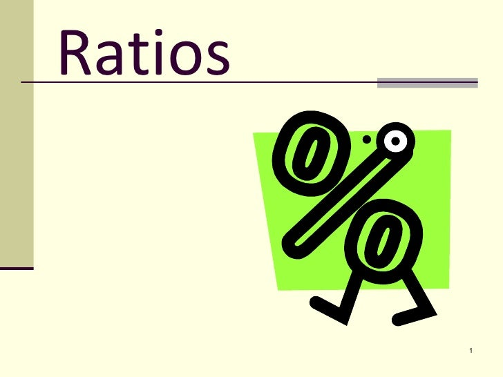 Earning capacity ratios