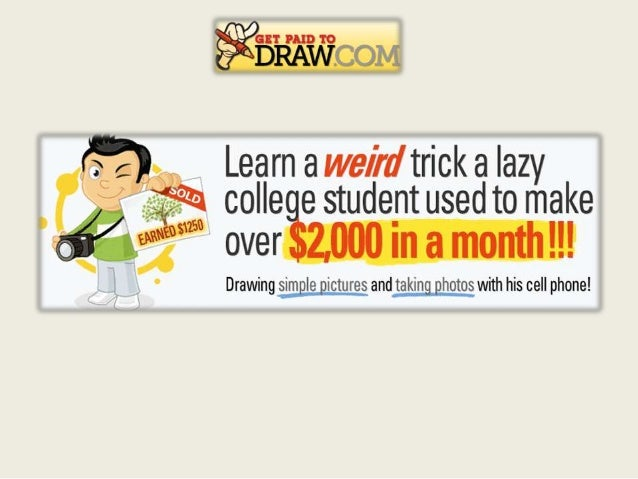 Free Money Drawings –its Free…