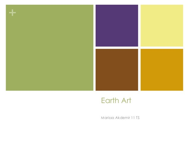 Earth art