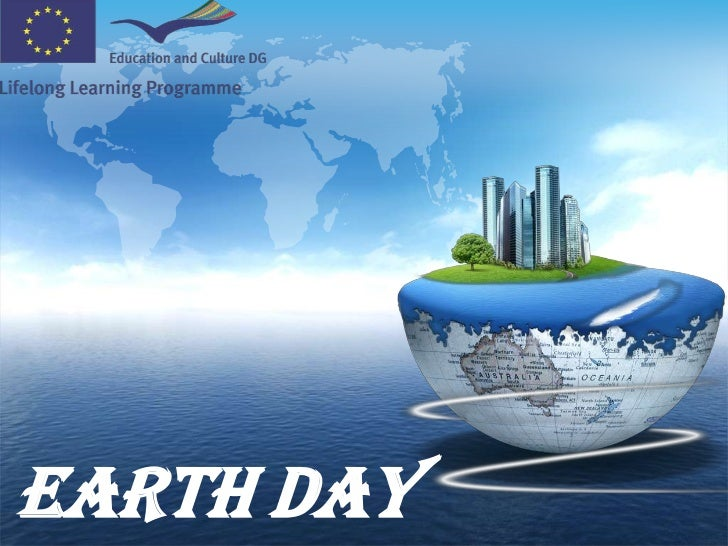 Earth Day<br />