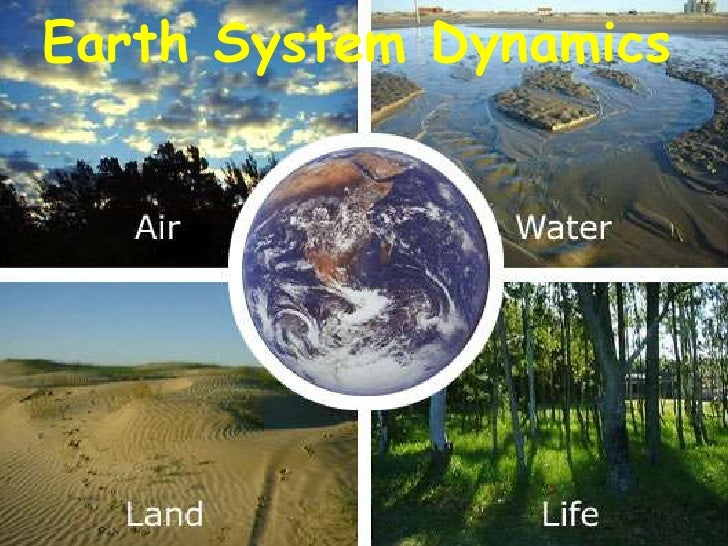 Earth  dynamic system
