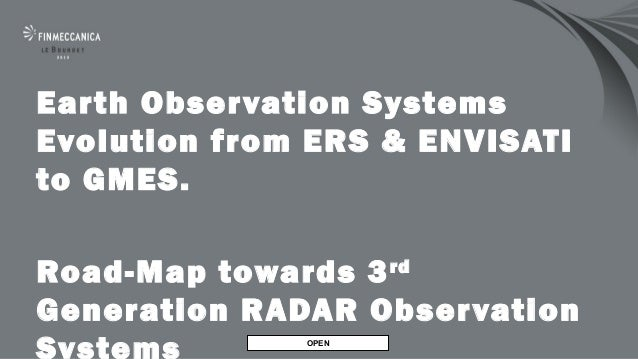 Earth Observation Systems Evolution- Thales Alenia Space at Paris Air Show 2013