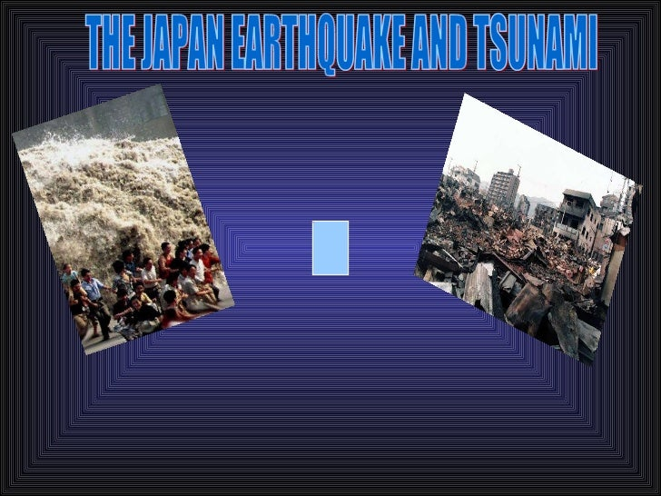 Earthquake in Japan by Brandon Agius, 3.03