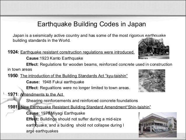 Earthquake Resistant Low Rise Building