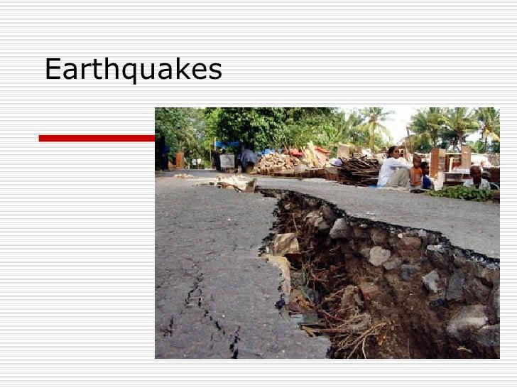 Earthquakes l10 l14