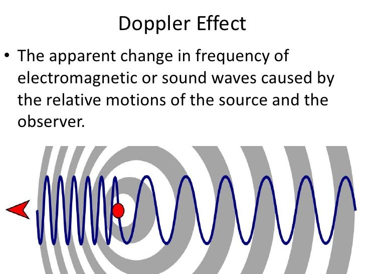 doppler effect lab clarification Formula for the relativistic transverse doppler effect is fully validated and a previously identified discrepancy in the special relativity formulas is confirmed.