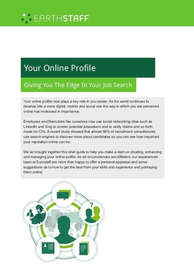 Earthstaff | Your Online Profile