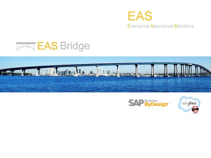EAS Bridge - SAP Business BYD