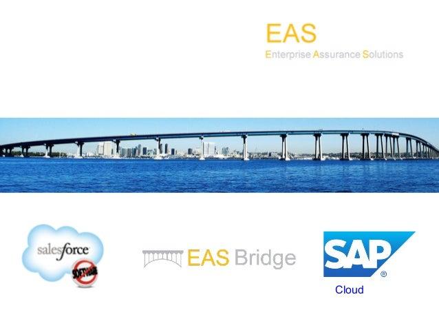 EAS Bridge Standard Presentation