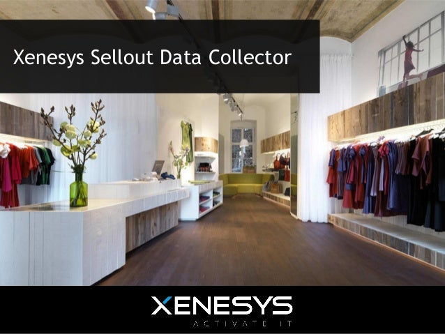 Xenesys Sellout Data Collector