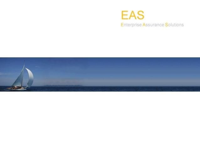 EAS Overview Presentation