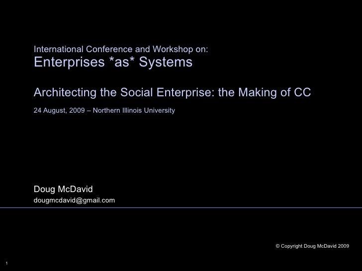 Ea S Presentation   Mc D   20090824