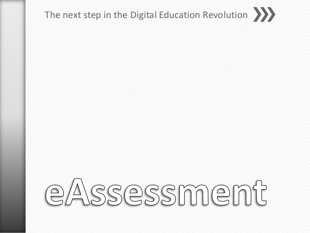 The next step in the Digital Education Revolution