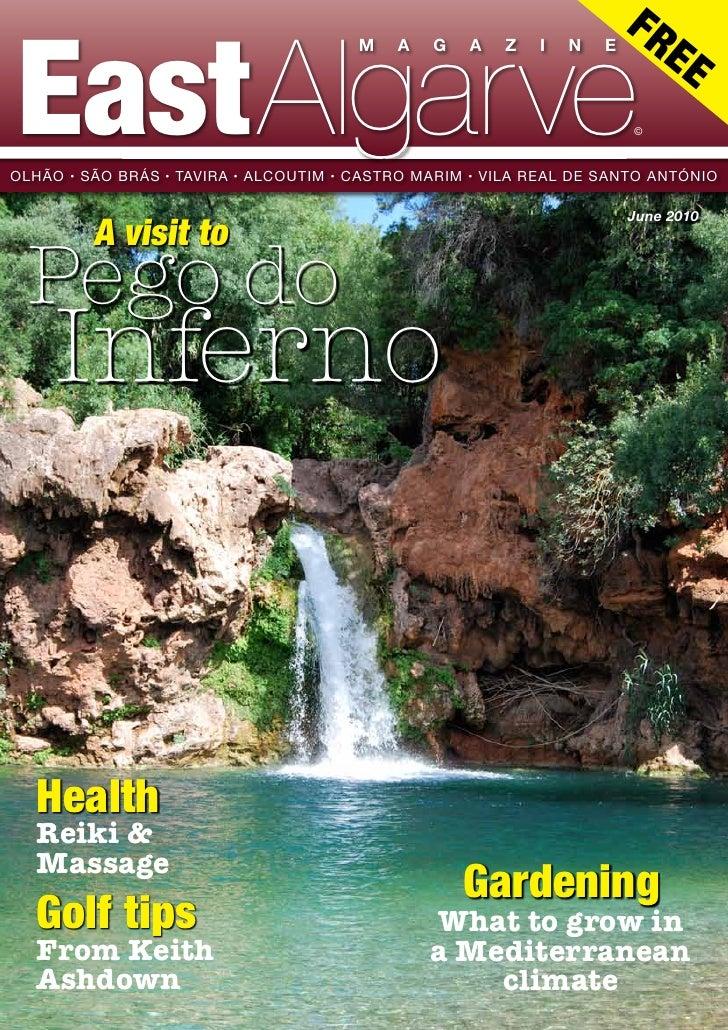 East Algarve Magazine (June 2010)