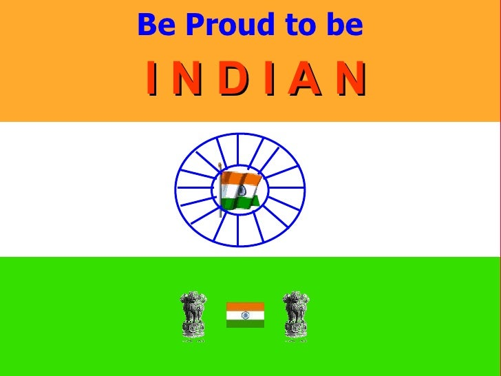 parakhiya vasant i proud to be indian