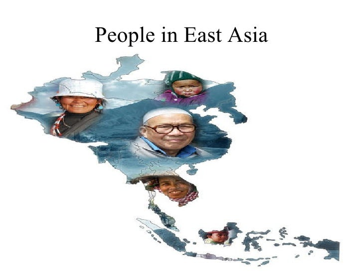 People in East Asia