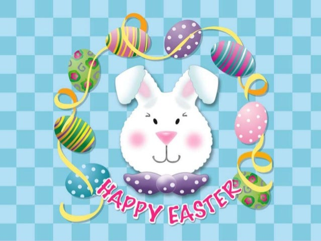 We celebrate Easter in March or in April.        Easter is in the spring.