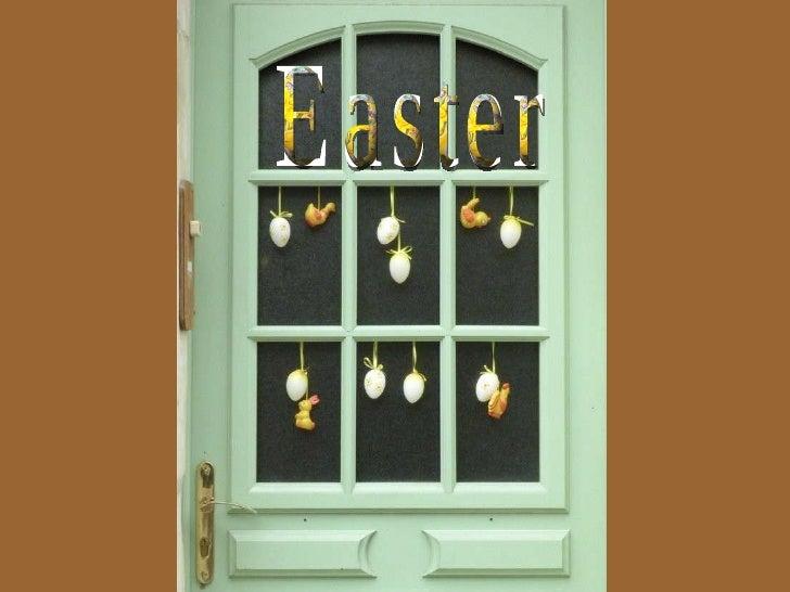 Easter  Ildy
