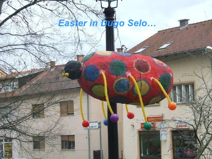 Easter In  Dugo  Selo