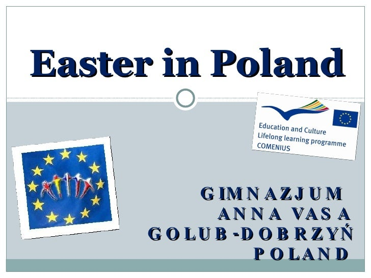 Easter In Poland