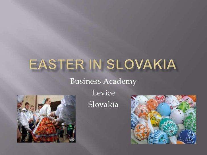 Business Academy      Levice     Slovakia