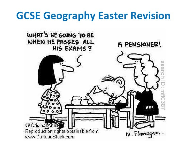 Easter Revision Session