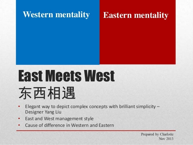 eastern vs western concepts of god We hope to see you as a part of our community soon and god bless featured eastern vs western thinking discussion in 'general theology' started by.