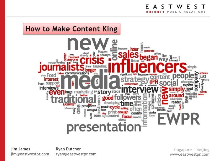 Eastwest 2010 ppt_new_media