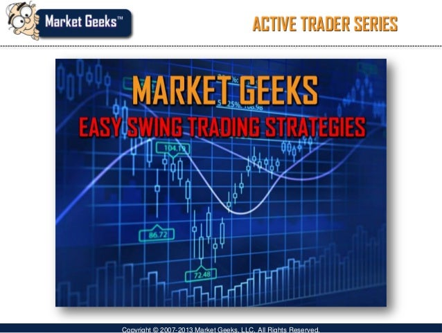 Easy Swing Trading Strategies - Swing Trading Tips