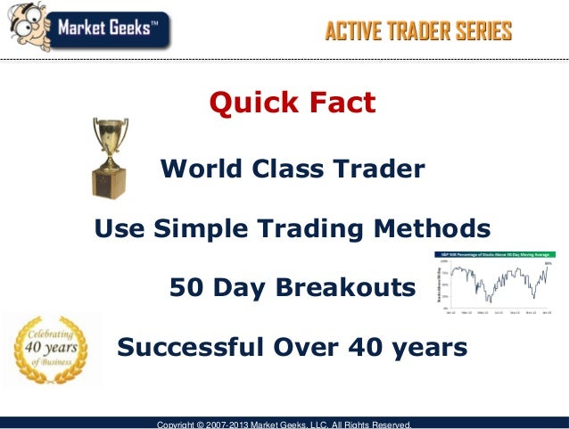 Successful swing trading strategies